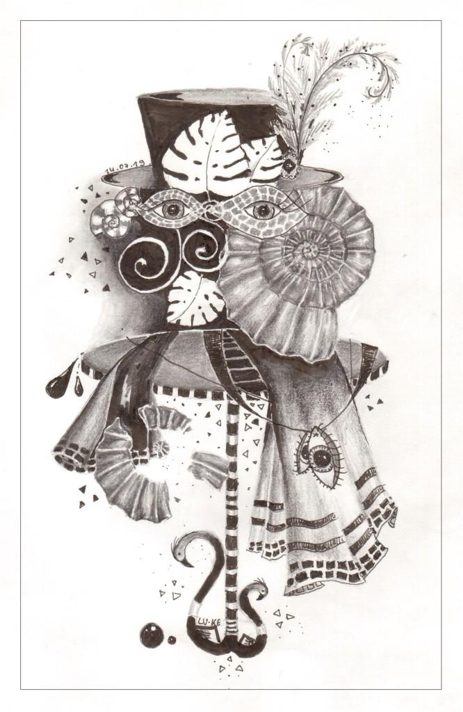 Luise Kellersmann (Zeichnungen)