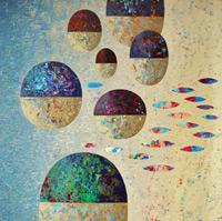 Olga Cress - Malerei
