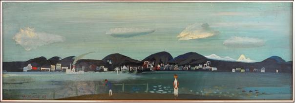 Horst Skodlerrak (Ölbilder - Aquarelle - Radierungen)